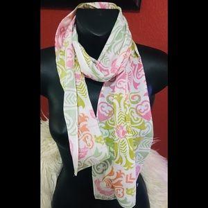 Eddie Bauer VINTAGE scarf